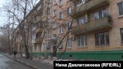 Дом, в котором находится квартира