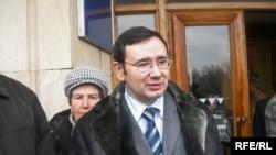 Aynur Kurmanov in March