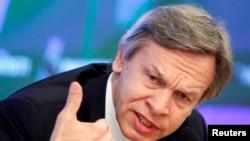 Голова Комітету з міжнародних справ Державної Думи Росії Олексій Пушков