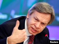 Екс-керівник комітету з міжнародних справ Держдуми Росії, а нині російський сенатор Олексій Пушков