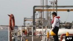 Видобування нафти в Ірані