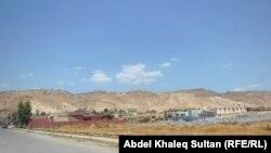 Село Талл Каїф у північному Іраку, 2014 рік