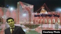 Сарояндаи сурудҳои мазҳабӣ Муҳаммад Собир
