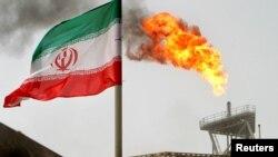 Naftne platforme u Iranu