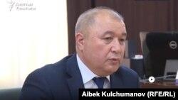 Глава Финпола Бакир Таиров.