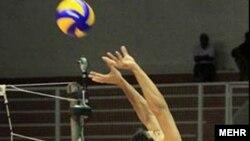 ایران برای نخستین بار نایب قهرمان والیبال آسیا شد