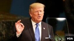دونالد ترامپ می گوید، با آزادسازی رقه مبارزه علیه داعش وارد مرحله تازه ای خواهد شد.
