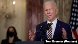 Presidenti i SHBA-së, Joe Biden.