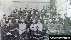 Икенче Бөтенрусия мөселман корылтае делегатлары, 15-22 гыйнвар 1906, Петербур