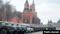 Мәскәү полициясе сайлауга каты әзерләнде