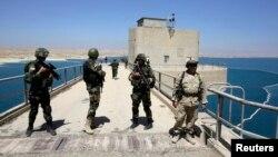 Курдските сили во Ирак.