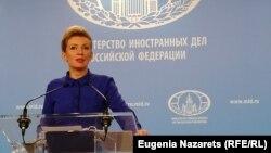 Мария Захарова особенно подчеркнула необходимость забыть все разногласия в условиях глобальной угрозы