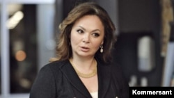 Ресейлік адвокат Наталья Весельницкая.