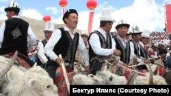 Кытайдагы кыргыздар.