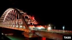 Керченський міст, архівне фото