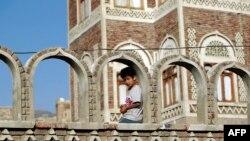 У Старому місті Сани, архівне фото