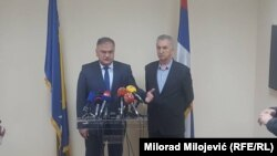 O napuštanju institucija BiH nije razgovarano: Mladen Ivanić i Mirko Šarović