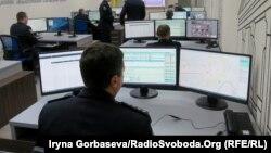 Сотрудники полиции Украины. Иллюстративное фото.