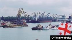 Վրաստան - Փոթի նավահանգիստը Սև ծովում