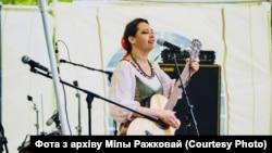 Міла Ражкова нафэстывалі «Музыка лета» ўМаскоўскай вобласьці