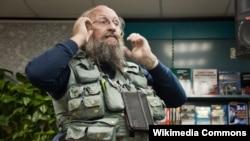 Контроверзниот проруски новинар од Украина, Анатолиј Васерман.
