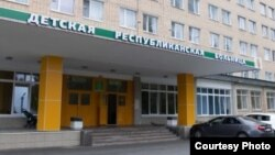 Детская республиканская больница в Карелии