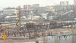 Бунёди калонтарин масҷиди минтақа дар Душанбе ба таъхир афтод