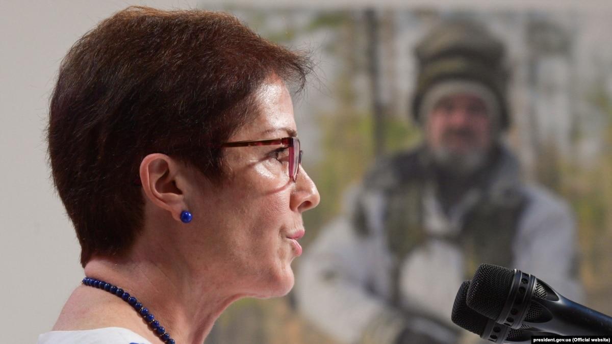 Йованович назвала вымыслом Луценко список лиц, которых США не советовали преследовать