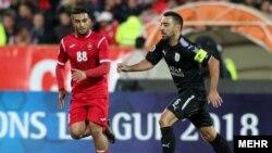 پرسپولیس در ورزشگاه آزادی با یک گل بر السد قطر غلبه کرد