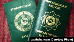 Türkmenistanyň pasportlary