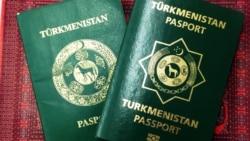 Türkmen migrantlarynyň dokument aladasy