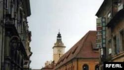 Vedere din Brașov