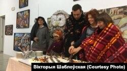 Андрэй Куціла на фэстывалі ў Пярну