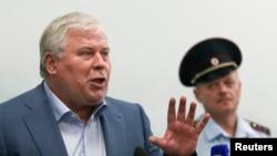 Lawyer Anatoly Kucherena