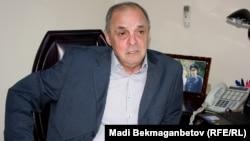 Қазақстан авиатасымалдаушылар қауымдастығының төрағасы Владимир Куропатенко.