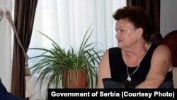 Dragica Gashiq. Fotografi nga arkivi.