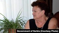 Драгица Гашиќ, се врати во Ѓаковица, 21 година по војната на Косово