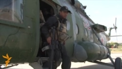 Правительственные силы ведут поиск группы беглого генерала Назарзода