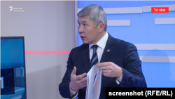Максат Мамытканов.