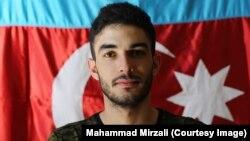 Exiled Azerbaijani vlogger Mahammad Mirzali