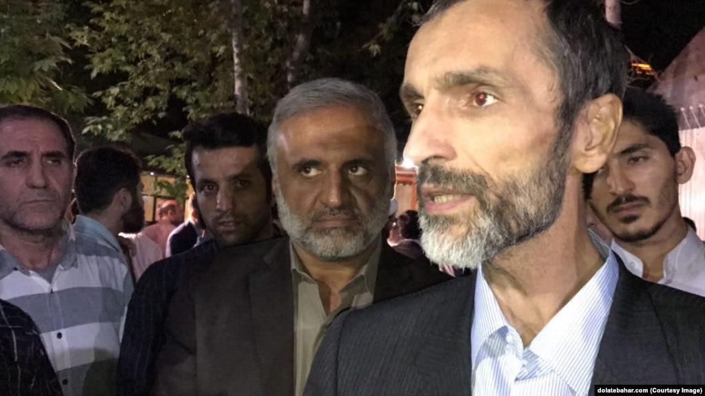حمید بقایی: میدانیم که بهزودی سرنگون میشوید