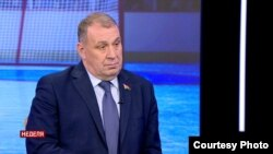 Віталь Уткін. Скрыншот з тэлеканалу СТВ
