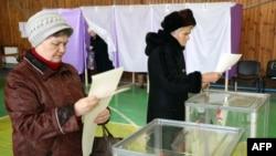 Вибори в Україні, ілюстративне фото