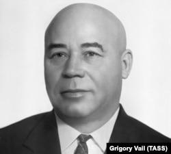 Петро Шелест обіймав посаду першого секретаря ЦК КПУ у період 1963–1972 років. Фото 1964 року