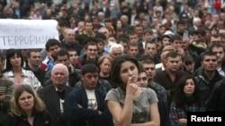 Молодежь потребовала, чтобы в Осетию был ограничен доступ лиц, которые могут оказаться причастными к бандподполью