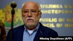 Bulgarian arms dealer Emilian Gebrev was poisoned in 2015.