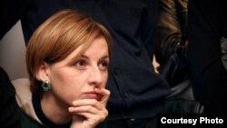 """Журналистка """"Громадського ТВ"""" Анастасия Станко"""