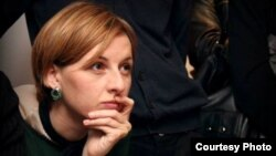 Журналистка Анастасия Станко