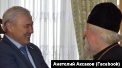 Идею поддержал депутат Государственной Думы от Чувашии Анатолий Аксаков