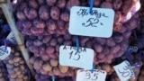 "UKRAINE - wholesale and retail market ""Privoz"", Simferopol, 08Nov2020"